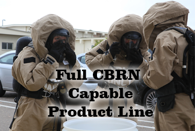 Full CBRN Capable Product Line