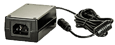 SASS 3100 external power supply. Part Number: 7200-165-110-02